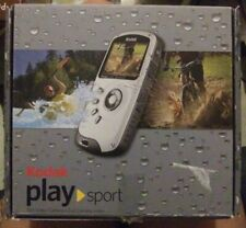 KODAK PLAYSPORT ZX3 CAMCORDER WATER PROOF VIDEO CAMERA