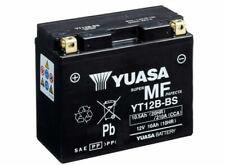 Yuasa YT12B-BS 10Ah 12V Batterie de Démarrage pour Moto