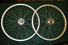 Araya MP-22 wheel Set 20x1.50 36 hole Suzue hub Old School bmx 80s vintage NOS
