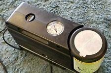 12 Volts Portable Temporary Tire Sealer Compressor w/ Latex Tire Selant 80 psi