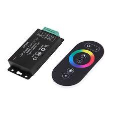 LED IR RF Controller Steuerung Fernbedienung Touch-Funktion LED RGB Strip ~I