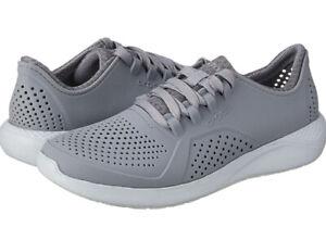 Crocs Men's LiteRide Pacer Sneaker Sz. 11 NEW  204967-01W