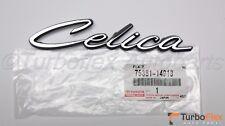 Toyota Celica 71-77 Rear Quarter Panel CELICA Chrome  Emblem Genuine 75381-14913