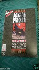 BATMAN & DRACULA - RED RAIN - Speciale NUMERO DOPPIO - 1994 - COME NUOVO