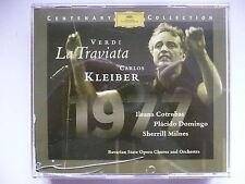 Cotrubas, Domingo & Milnes sing Verdi La Traviata BRSO Kleiber DG 459 039 CD