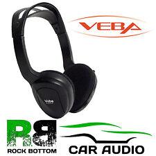 Veba Car Roof Mounted Headrest Screen Infra Red I R Wireless Headphone AVHEAD2IR