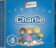 PERSONALISED SONGS AND STORIES FOR KIDS CD - CHARLIE