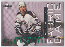 Ryan Smyth , 1997-98 , Donruss Limited , Fabric of the Game , #50 , #610/750