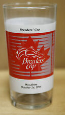 1996 Breeders Cup Glass - WOODBINE Canada.