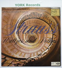 MFP 2023 - STRAUSS - Waltzes & Polkas - PITTSBURG SO - Excellent Con LP Record