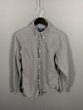 RALPH LAUREN Shirt - Size 16.5 - Slim Fit - Check - Great Condition - Men's