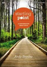 Starting Point : A Conversation about Faith by Andy Stanley (2015, DVD)
