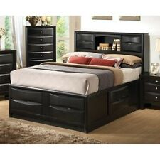 Coaster Furniture 202701Q Queen Bed Black NEW