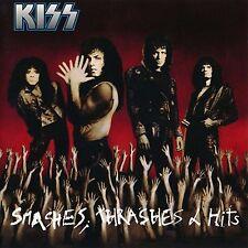 KISS - Smashes Thrashes & Hits [CD New]