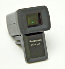 Panasonic LUMIX DMW-LVF1 Live Viewfinder For GF1 GF2 AND LX5 Used Excellent