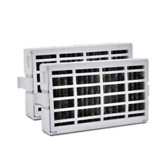 2Pcs Air Filter For Whirlpool W10311524 Fresh Flow Comparable Refrigerator