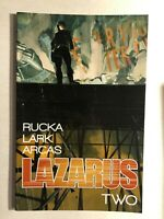 LAZARUS volume 2 (2014) Image Comics TPB 1st FINE-