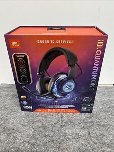 NEW/SEALED - JBL Quantum One Wired Over-ear Gaming Headset - Black