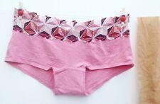 Victoria's Secret Pink Cotton Knickers Panties size M