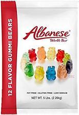 Gummi Gummy Bears 5 Pounds (12 Flavors)