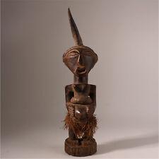 10674 Songye Männliche Fetisch Figur  R.D.Congo