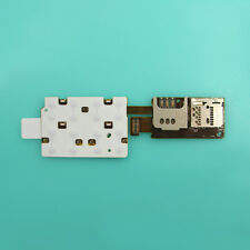 Keypad SIM TF MicroSD Holder Socket Flex Cable Ribbon Membrane For Nokia X3-02