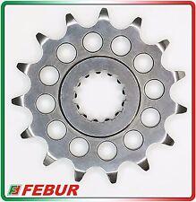 PIGNONE ACCIAIO GANDINI RACE SUPERLEGGERO 520 z16 DUCATI PANIGALE 899/ 1199