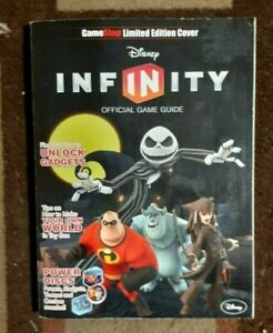 Disney Infinity Gamestop Limited Edition Prima Official Strategy Game Guide