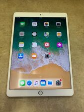 Apple iPad Pro 1st Gen. 64GB, Wi-Fi + 4G (Unlocked), 10.5 in Rose Gold MQFA2LL/A