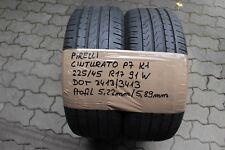 2 x Pirelli Cinturato P7 225/45 R17 91W K1