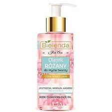 Bielenda Rose Care Cleansing Face Oil for Sensitive Skin 140ml