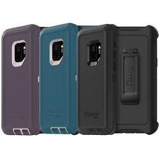 OtterBox for Samsung Galaxy S9 [Defender Series] Case Cover Belt Clip Tough Dual