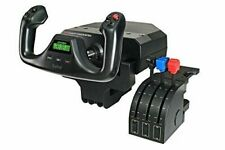 Logitech G Saitek Pro Flight Yoke System Joystick Simulador de Vuelo - Negro