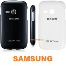 Original Samsung BACK CASE Galaxy YOUNG GT-S6310N smart phone hard cover shell