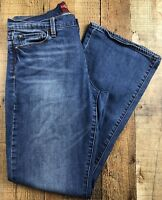 """Lucky Brand Sofia Boot Med Wash Women's Jeans Size 14/32. 32x32x10"""""""
