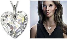 BRAND new in box sealed Swarovski heart pendant chrystal#1054608