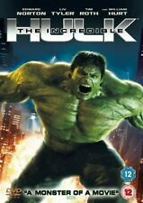 The Incredible Hulk (DVD) - Marvel  **NEW & SEALED**