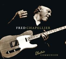 FRED CHAPELLIER - ELECTRIC COMMUNION 2 CD NEUF