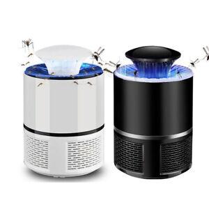 ASPIRATORE LAMPADA LED ZANZARA ANTI ZANZARE ZANZARIERA ELETTRICA USB 5W NV818