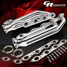 """FRONT MOUNT 3""""V-BAND TURBO MANIFOLD 38MM PORT FOR 66-95 CHEVY/GMC BIG BLOCK BBC"""