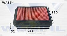 WESFIL AIR FILTER FOR Holden Gemini 1.8L D 1981-1984 WA354