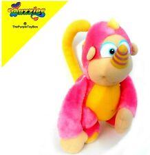 "1980's / 1985 Wuzzles - 13"" RHINOKEY Plush Toy - Disney / Hasbro"