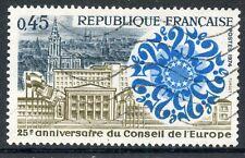 STAMP / TIMBRE FRANCE OBLITERE N° 1792  CONSEIL DE L'EUROPE