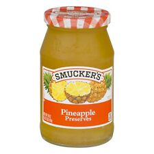 Smucker's Pineapple Preserves, 12-Ounce ( Pack of 3 ) - FREE SHIP