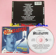 CD THE HELLECASTERS The return of 1993 PACIFIC ARTS PAAD-5055(Xs8) lp mc dvd