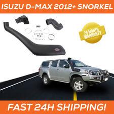 Snorkel / Schnorchel for Isuzu D-MAX DMax 2012+ Raised Air Intake