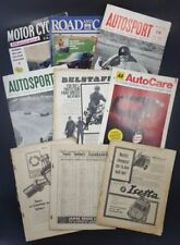 Autocar Cars, Pre-1960 Transportation Magazines in English