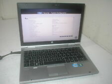 HP Elitebook 2560p Core i5 2410M 2.30Ghz 4Gb 320GB DVDRW Webcam Laptop R6