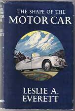 Forme de l'automobile par l a everett pub. hutchinson jaguar XP100 sur le couvercle