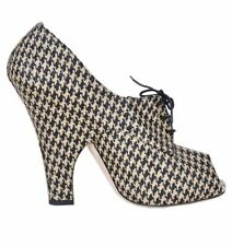 High (3 in. and Up) Cuban Geometric Heels for Women